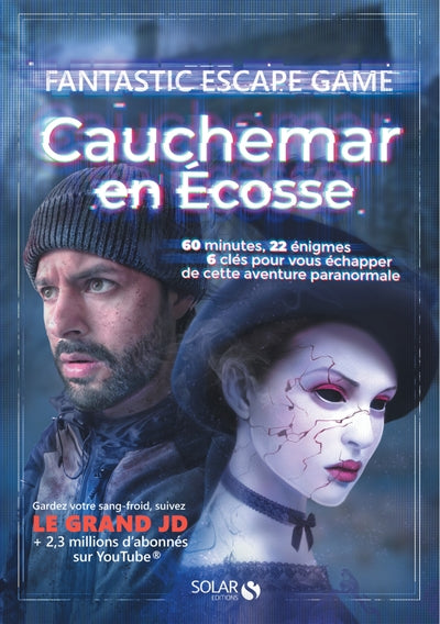 ESCAPE GAME : CAUCHEMAR EN ÉCOSSE