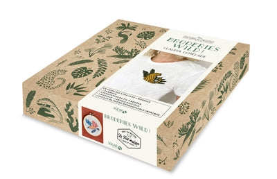 BRODERIES WILD (COFFRET)