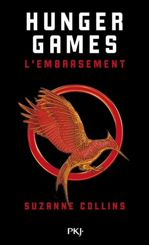 HUNGER GAMES T2 -L'EMBRASEMENT POCHE