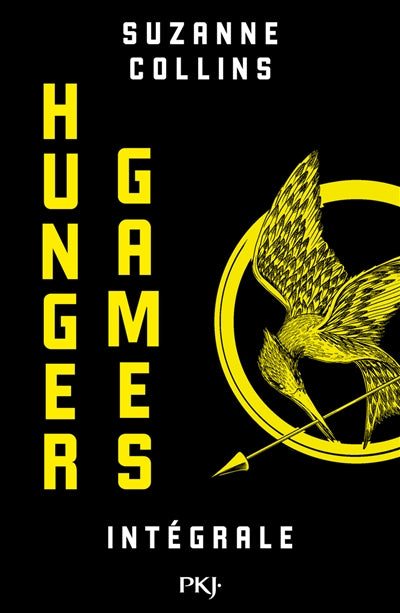 HUNGER GAMES INTEGRALE