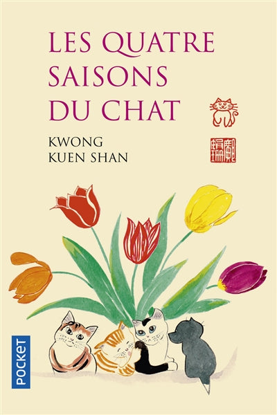 QUATRE SAISONS DU CHAT