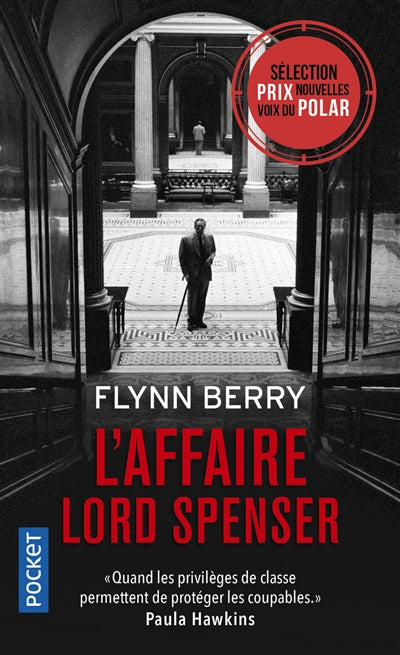 AFFAIRE LORD SPENSER