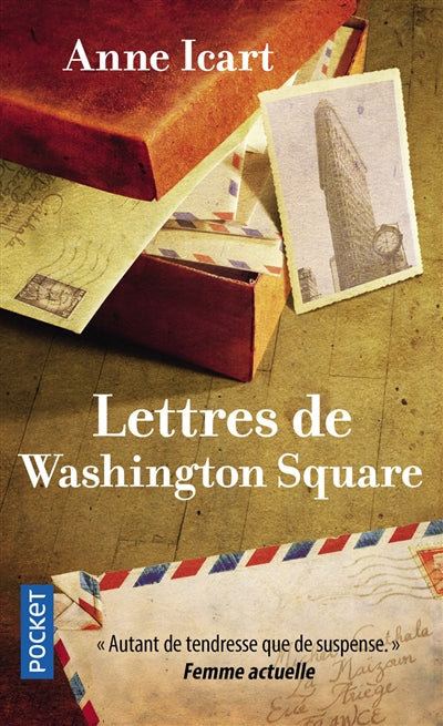 LETTRES DE WASHINGTON SQUARE