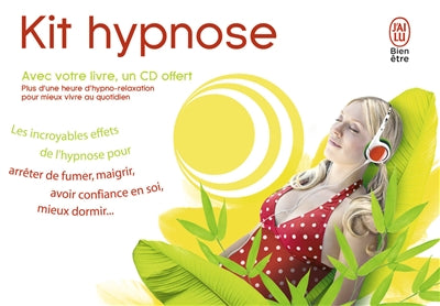 Kit hypnose (+1CD audio)