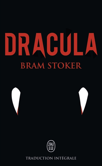 DRACULA, NOUVELLE TRADUCTION