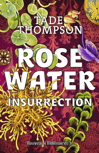 ROSEWATER T.02 : INSURRECTION