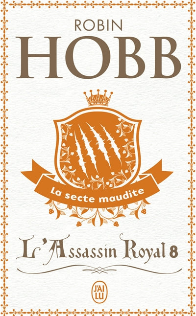 ASSASSIN ROYAL #8 LA SECTE MAUDITE
