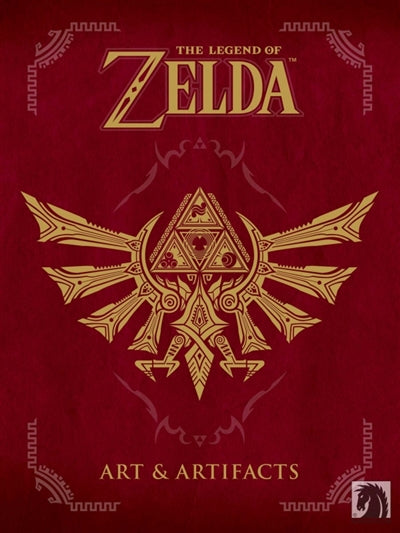 The Legend of Zelda : Art &amp  Artifacts - Version Française