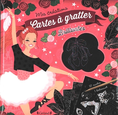 CARTES A GRATTER BRILLANTES