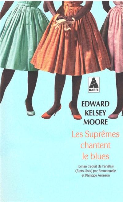 SUPREMES CHANTENT LE BLUES