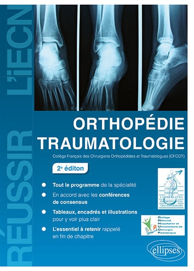 ORTHOPEDIE, TRAUMATOLOGIE