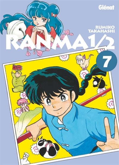 Ranma 1/2 T7 collector