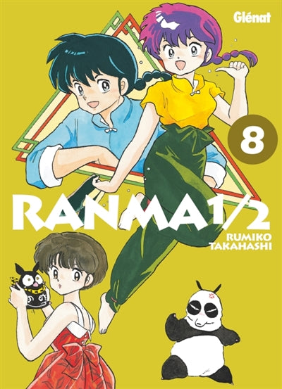 Ranma 1/2 t8 collector