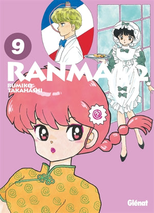 Ranma 1/2 t9 collector