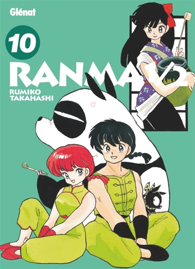 Ranma 1/2 t10 collector