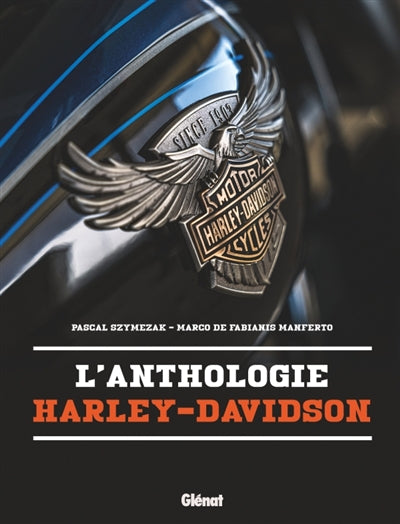 ANTHOLOGIE HARLEY-DAVIDSON