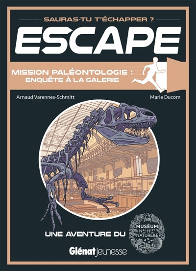 Escape ! Mission paleontologie