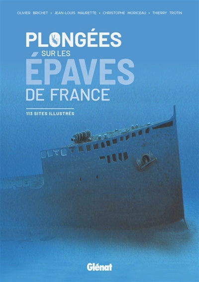 PLONGEES SUR LES EPAVES DE FRANCE