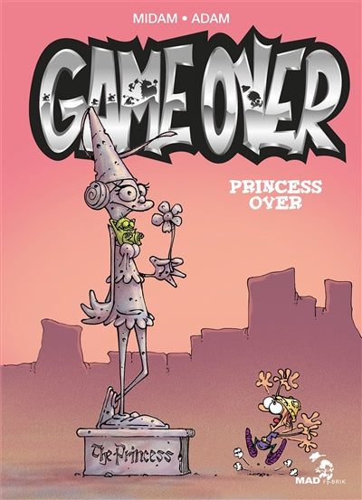 GAME OVER -PRINCESS OVER