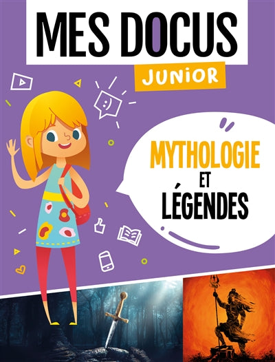MYTHOLOGIE ET LEGENDES