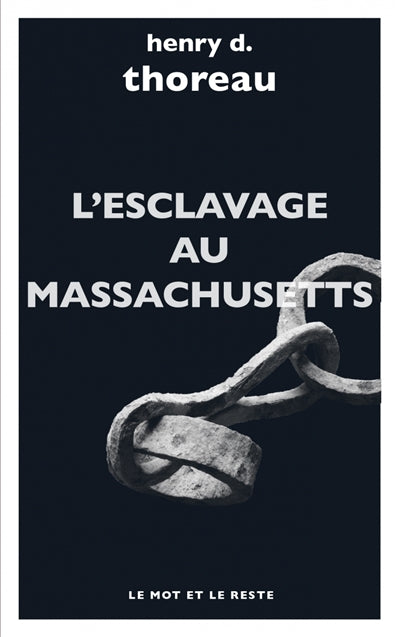 ESCLAVAGE AU MASSACHUSETTS       PCH