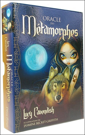 ORACLE DES METAMORPHES (COFFRET)