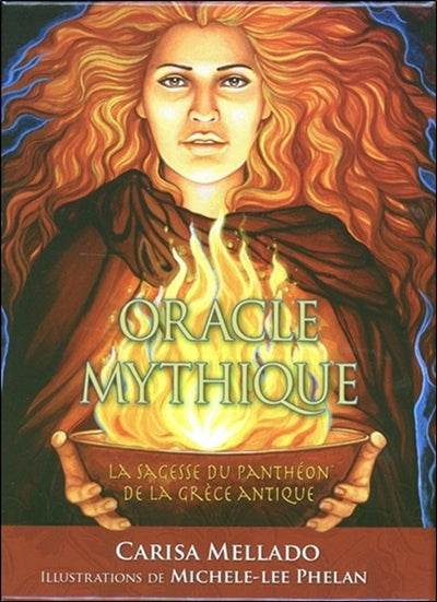 ORACLE MYTHIQUE  (COFFRET)