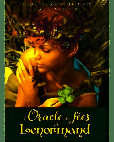 ORACLE DES FEES DE LENORMAND (CARTES)