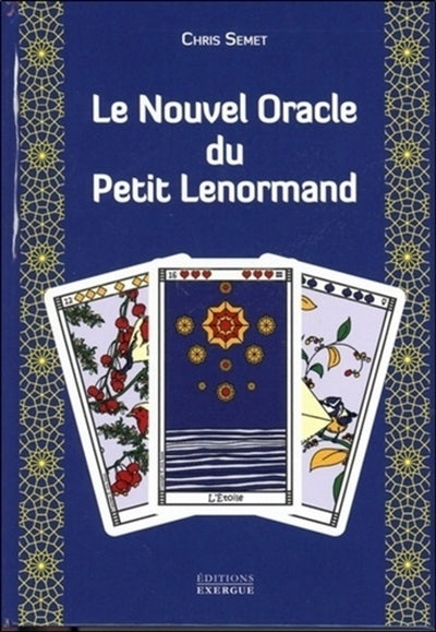 NOUVEL ORACLE DU PETIT LENORMAND (COFFRET)