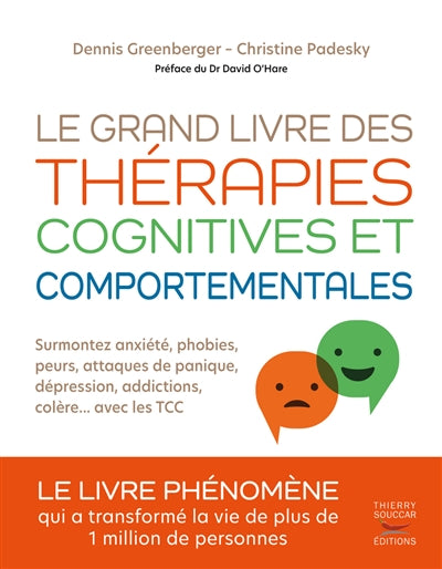 GRAND LIVRE DES THERAPIES COGNITIVES ET COMPORTEMENTALES