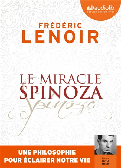 MIRACLE SPINOZA 1CD MP3