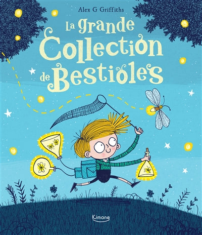 GRANDE COLLECTION DE BESTIOLES