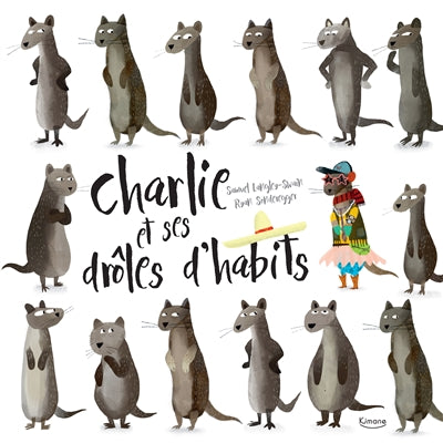CHARLIE ET SES DROLES D'HABITS (DIFFERENCE)