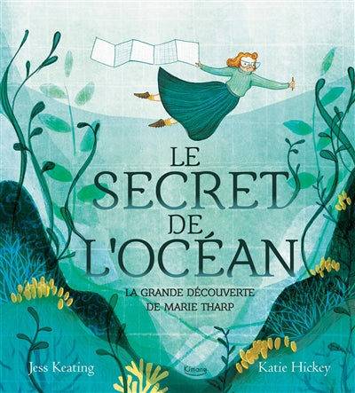 SECRET DE L'OCEAN : LA GRANDE DECOUVERTE DE MARIE THARP