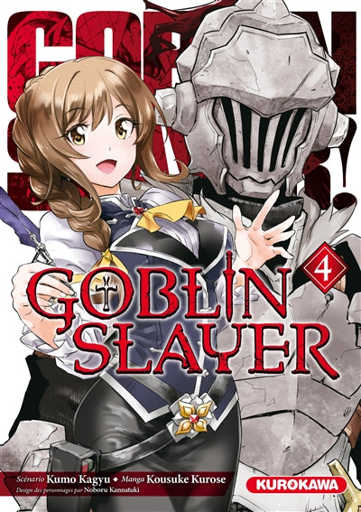 GOBLIN SLAYER T.04