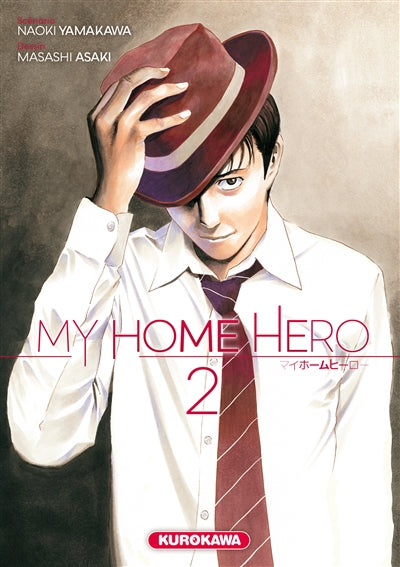 MY HOME HERO T.02