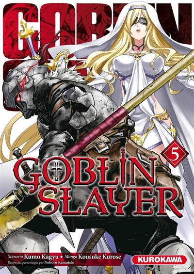 GOBLIN SLAYER T.05