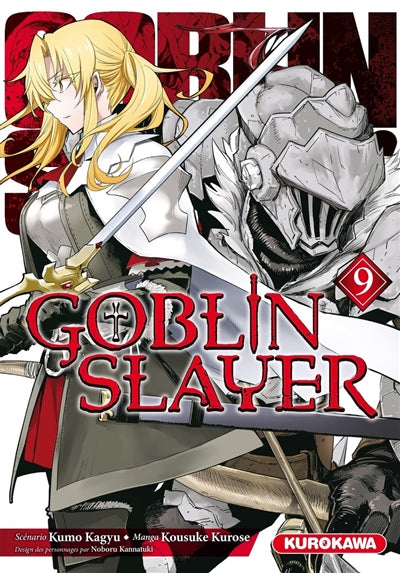 GOBLIN SLAYER T.09