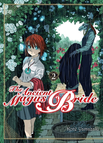 THE ANCIENT MAGUS BRIDE T.02