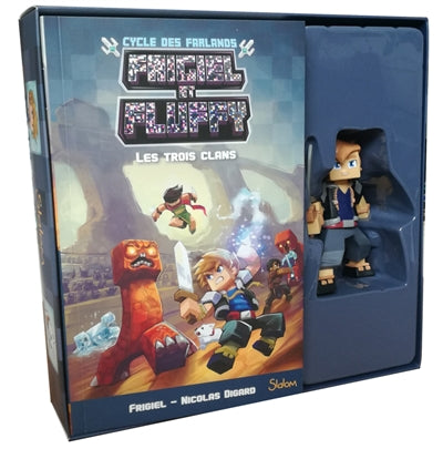 FRIGIEL ET FLUFFY CYCLE DES FARLANDS (COFFRET COLLECTOR)