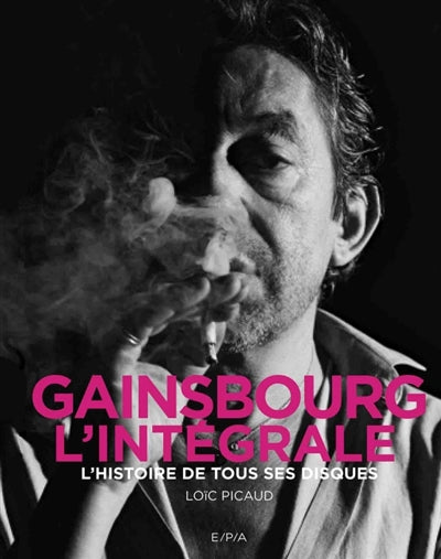 GAINSBOURG, L'INTEGRALE