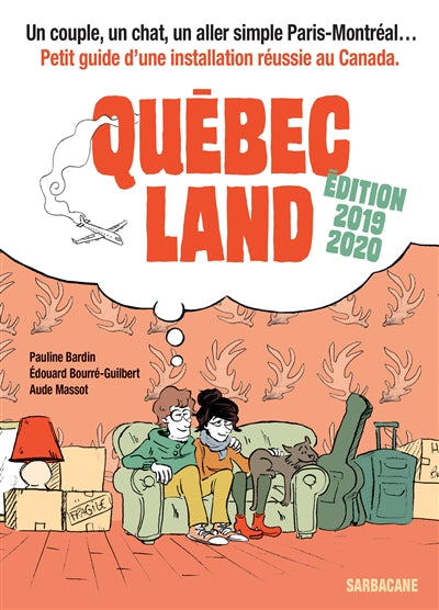 QUEBEC LAND ED.2019-2020