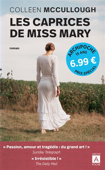 CAPRICES DE MISS MARY