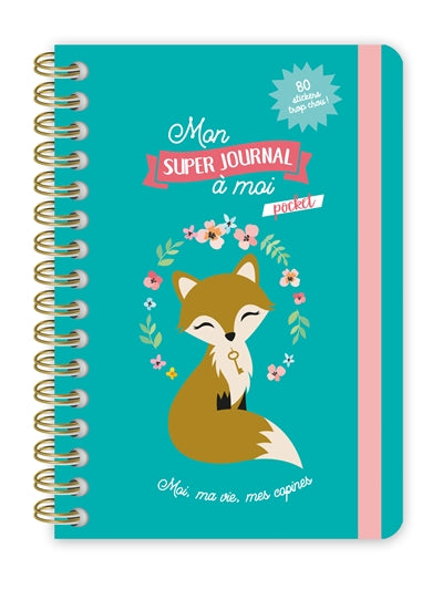 MON SUPER JOURNAL A MOI POCKET 2020-2021