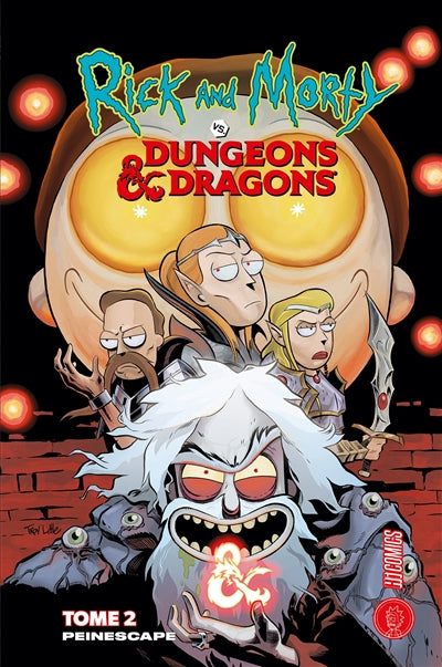 RICK AND MORTY VS. DUNGEONS ET DRAGONS T2