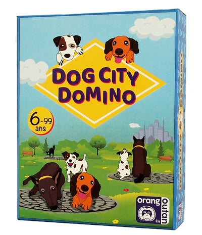 DOG CITY DOMINO (COFFRET)