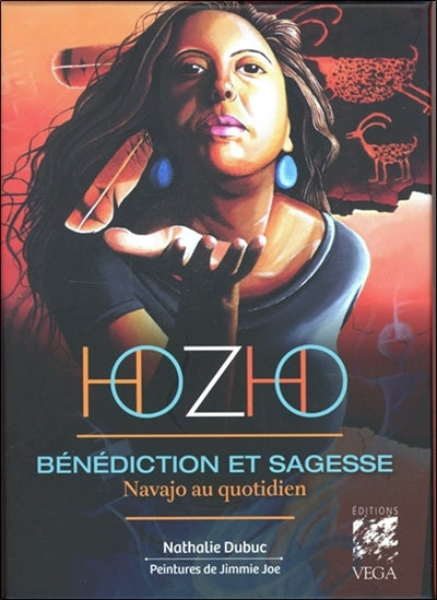 HOZHO BENEDICTION ET SAGESSE NAVAJO - 44 CARTES