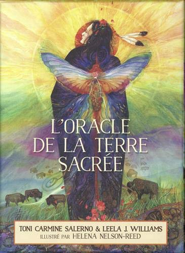 ORACLE DE LA TERRE SACREE  (CARTES)