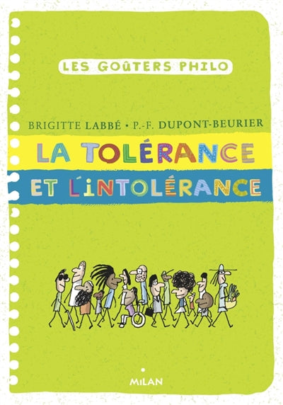 Tolerance et l'intolerance