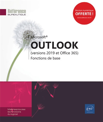 Outlook (version 2019 et office 365) - Fonctions de base